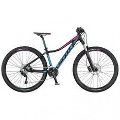Scott Contessa Scale 710 Womens Mountain Bike 2016 - Hardtail MTB - www.grancycle.com