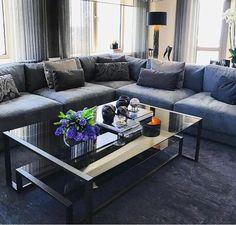 four&more projects, elegance, decoration, style, decor   İnterior ... - Weis Braunes Innendesign Dachwohnung