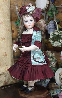 30 inch Bru Jne 14 Doll - Bebes by Sayuri