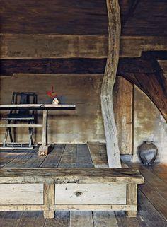 molino de damaniu / (la) cabaña: febrero 2013