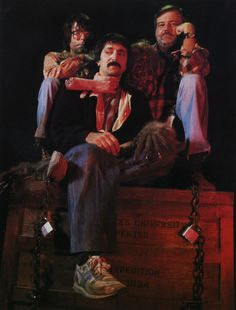 King, Romero, Savini, perfection. #Creepshow #horror