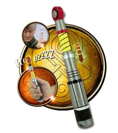 Underground Toys Doctor Who Third Doctor's Sonic « Game Searches