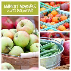 Garlic Scape and Basil Pesto (Market Monday)   Let's Dish Recipes
