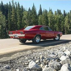 68 Dodge Charger....Re-Pin brought to you by #CarInsuranceagents at #HouseofInsurance in #EugeneOregon