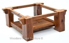 cool coffee table ideas - Google Search