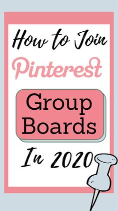 Want to know the easiest way to join Pinterest Group boards? Check out this simple video tutorial I made that shows the easiest Pinterest strategy for joining very niche and relevant Pinterest Group Boards for your brand or blog.
