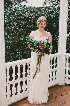 Amy Osaba Events | Paige F Jones Photography #bouquet #wedding