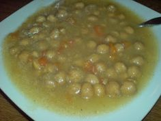 Greek Recipes, Recipies, Vegetables, Sweet, Chickpeas, Food, Recipes, Candy, Chic Peas