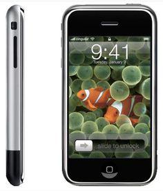 iPhone (1st generation) - 2007