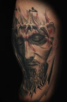 1000 ideas about religious tattoo sleeves on pinterest religious tattoos tattoos and sleeve. Black Bedroom Furniture Sets. Home Design Ideas