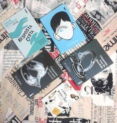 Livrinhos novos! http://www.blogcoisaetal.com/2014/09/vidaquesegue.html#.VAYDWsVdVIg