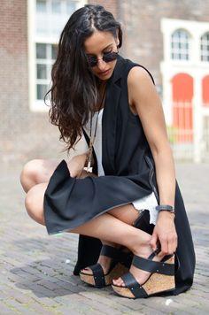 Outfit || Wedge it « Formulafarah