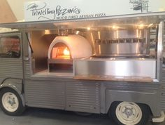 Pizza Oven Catering Trailer