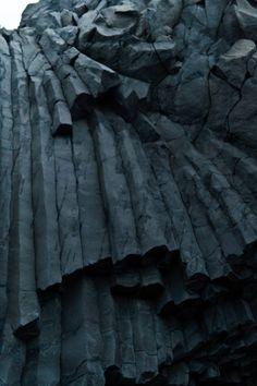 Found on dystopier.tumblr.com  basalt columns