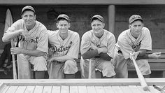 Detroit tigers of 1935