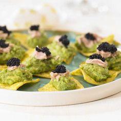 Tortillachips met avocado en tonijn - Colruyt.be !