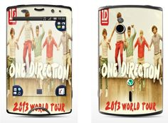 One Direction 2013 World Tour para Sony Xperia Minipro