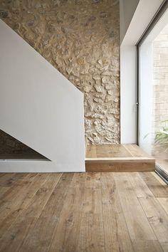 Houten vloer op beton leggen