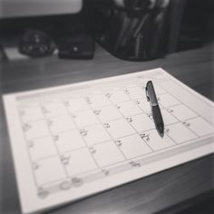 Planning out my month. I'm old skool. I still rely on the old fashion pen & paper calendar. #sorrynotsorry #mebeingme #vlogger #blogger #nurse #nurselife