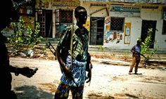 THE GUARDIAN Somalia: Roots of war  Almost two decades on from the overthrow of Mohamed Siad Barre Somalia's internal conflict continues