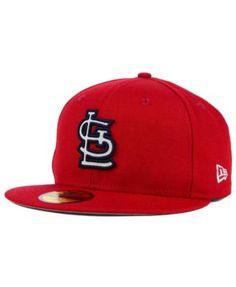 905c49f00da76 New Era St. Louis Cardinals Logo Lush 59FIFTY Cap Men - Sports Fan Shop By  Lids - Macy s