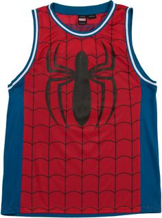 Stay away from jerseys or cutoffs when picking out what to wear to an interview. Especially when it's Spiderman....