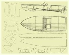 Model Ships – Model Ship Building From Ancient Past to Present Speed Boats, Power Boats, Rc Boot, Duck Boat Blind, Runabout Boat, Model Boat Plans, Wood Boat Plans, Classic Wooden Boats, Boat Projects