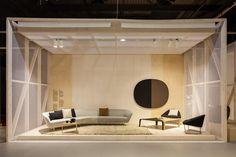 Arper Milano Design Week 2015 // creative direction lievore altherr molina