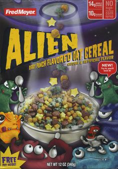 Fred Meyer Alien ©2009 Inter-American Products