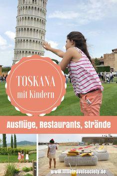 Toskana mit Kindern - Tipps für Strände, Familienhotels, Restaurants!