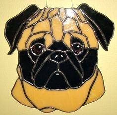 Pug by GlassiqueCreations