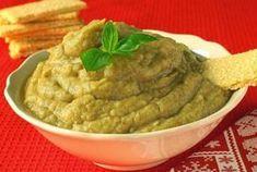 Padlizsánkrém – erdélyi recept Eggplant, Guacamole, Mashed Potatoes, Grilling, Low Carb, Mexican, Chicken, Ethnic Recipes, Food