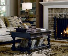 Paula Deen Down Home Coffee Table by Universal