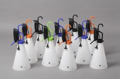 Konstantin Grcic Industrial Design - Mayday portable lamp FLOS