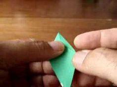 Origami Colibrí Hummingbird Beija-flor Picaflor Chupaflor #1