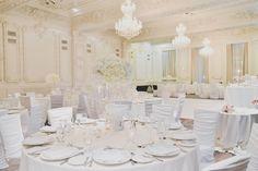 Lia and Jaime's Beautiful Winter Wedding at the Omni King Edward Hotel Table Settings, King, Winter Weddings, Beautiful, Rose, Style, Swag, Pink, Place Settings