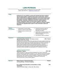 Www.resume.com Elementary School Teacher Resume Template Word Doc Download  How To