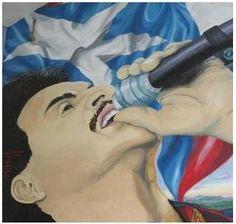 Mural Frankie Ruiz Salsa Musica, Puerto Rico, Frankie Ruiz, Jazz, School Is Over, A Different World, To My Parents, Learning Spanish, Natural Wonders