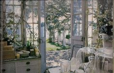 The green house/conservatory from practical magic. All I want in this life is a home with a green house. THATS ALL I WANT