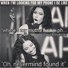 Nicki Minaj memes / LoyaltyLove11❤