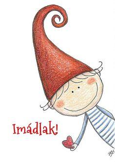 Make curly hair! Doodle Drawings, Cartoon Drawings, Doodle Art, Easy Drawings, Christmas Illustration, Illustration Art, Easy Christmas Drawings, Valentines Watercolor, Telegram Stickers