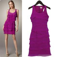 Sassy Layered Dress - $91.21 on @ClozetteCo