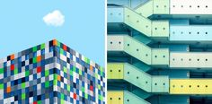 Minimal, symmetrical and colourful: Amazing photography of architecture   Creative Boom