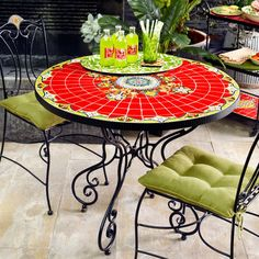Rania Table - love this