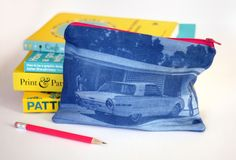 #DIY Photo Printed Pouch made with Inkodye from @Lumi | Inkodye available at Joann.com