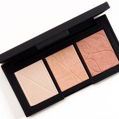 NARS Banc de Sable Highlighter Palette Review, Photos, Swatches