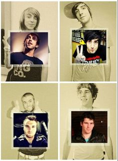 Can we just take the time to notice that young Alex is making a peace sign just like older Jack
