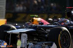 Pastor Maldonado, Williams, 2012 Australian Formula 1 Grand Prix, Formula 1