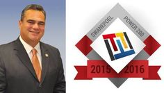 Berkshire Hathaway HomeServices Florida Realty President & CEO, Rei L. Mesa ranked as powerful and influential industry leader by Swanepoel Power 200. http://news.bhhsfloridarealty.com/influential-industry-leader/