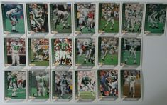 1991 Pacific Philadelphia Eagles Team Set of 19 Football Cards Football Cards, Baseball Cards, Eagles Team, Philadelphia Eagles, Ebay, Soccer Cards